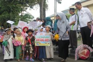 Karnaval Hari Anak HST Meriah