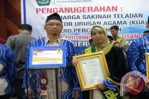 Keluarga Sakinah HSS Ke Tingkat Nasional
