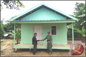 Program Bedah Rumah Sukses Di Gelar