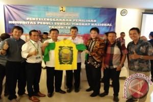 """Melingai""  Nominasi Lomba Peduli Sungai Nasional"