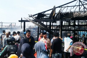 Fire in Banjarmasin Kills an Underage