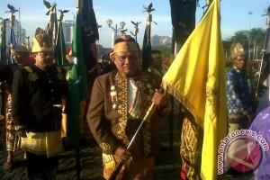 Kesultanan Banjar Diikutkan Peringati Kemerdekaan Di Istana