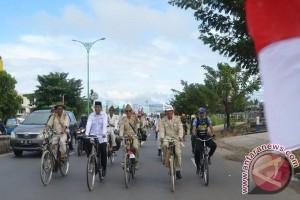 Komunitas Sepeda Tua Ingin Warisi Nilai Perjuangan
