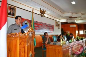 Pemkab Barito Kuala Ajukan Raperda Pemerintah Daerah