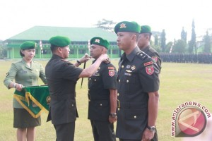Rio Gantikan Aulia Pimpin Batalyon 621/MTG