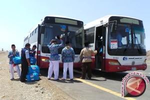 Dishub Sediakan Delapan Bus Angkut Jamaah Calon Haji