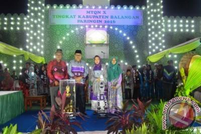 Kecamatan Juai Tuan Rumah MTQ Ke XI Tingkat Kabupaten