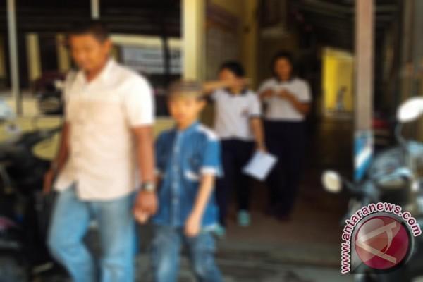 Kasus Anak Tidak Sampai ke Pengadilan