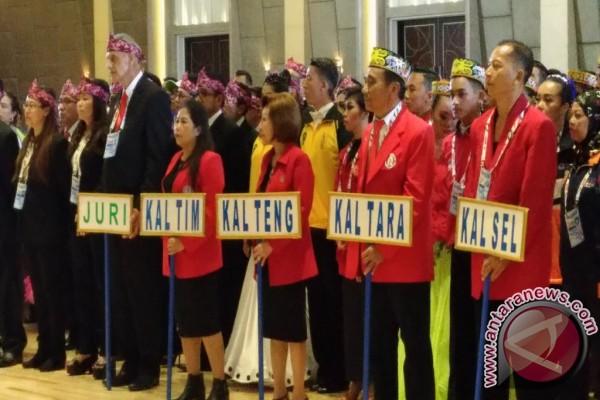 Kalsel Bersaing Dengan Aceh-Sumut dan Bali-NTB Tuan Rumah Pon