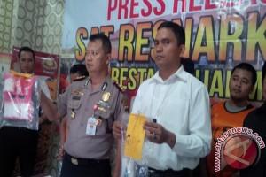 Polisi Ringkus Mahasiswa Edarkan Sabu-Sabu