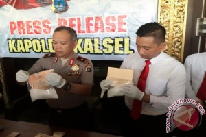 Polisi Gagalkan Peredaran Sabu 2,5 Kg Dan Ratusan Butir Ineks