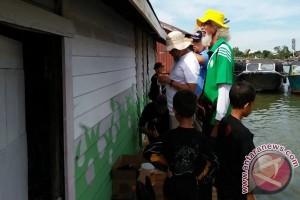 Presentasikan Kampung Sasirangan Ke Bali