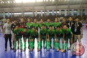 Tim Futsal Kalsel kalah 2-3 Atas Jabar