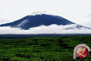Gunung  Kerinci Terpilih Sebagai Dataran Tinggi Terpopuler
