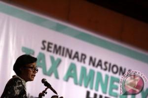 Menkeu: Hanya 110 Pengacara Ikut Amnesti Pajak