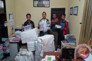 Polresta Ungkap Kasus Penyimpanan Obat Ilegal