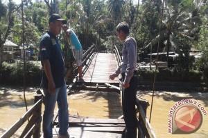 Loksado Bridge Damaged