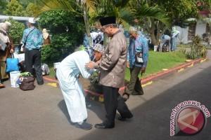 Seorang Jemaah Haji HSS Koma Di Mekah
