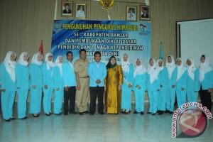 HIMPAUDI Banjar Latik Pengurus Periode 2015-2019