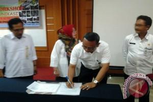 BKM Ikuti Sosialisasi Program Kota Tanpa Kumuh