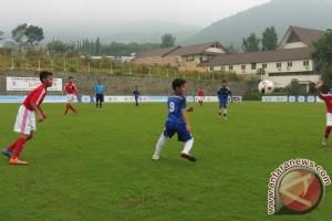 MENUJU FINAL DUNIA DANONE NATIONS CUP 2016