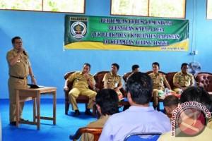 Pemkab Upayakan Pembangunan Polsek Tebing Tinggi Pada 2017