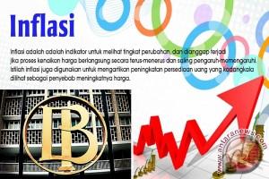 Inflasi Kota Tanjung Tabalong 2,18 Persen