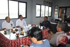 LKBN Antara Kalsel Dukung Pengembangan Syamsudin Noor
