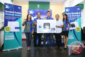 XL Luncurkan Mobile Broadband 4G