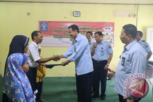 Kemenkumham  Lantik Sembilan Penjabat