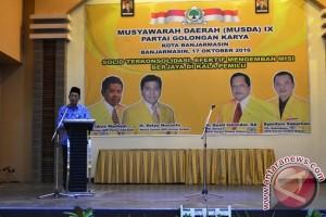 PAW DPRD Asal Golkar Dalam Proses