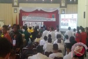 KPU Gelar Rapat Pleno Pengundian Nomor Urut