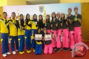 Tanbu Raih Dua Trofi Juara