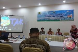 PNPM Perkotaan Dan Pemkab Gelar Workshop Kotaku