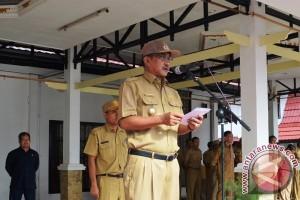 Wabup Batola Pimpin Peringatan Hari Perhubungan Nasional
