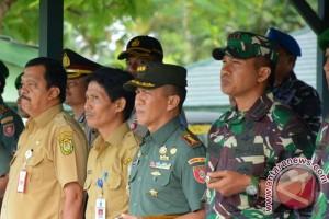 Danrem Siapkan Ratusan Personel Antisipasi Banjir