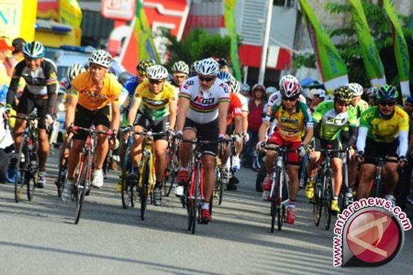 Pembalap Pelatnas Unjuk Kemampuan Di China