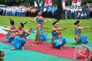 Adaro Gelar Festival Budaya Sanggam