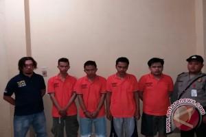 Polsekta Banjarmasin Timur Tangkap Empat Pengunjung Diskotik