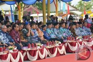 Bupati Banjar Dan Wakil Hadiri hari Jadi Tapin