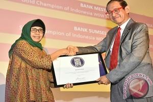 Bank Kalsel Raih Penghargaan WOW SEA 2016