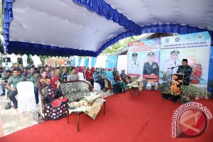 BAKTI SOSIAL TNI-KB HSS 2016
