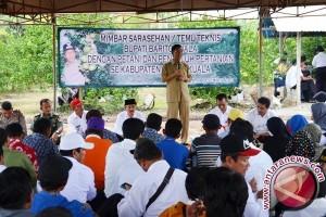Bupati Gelar Pertemuan dengan PPL dan Petani