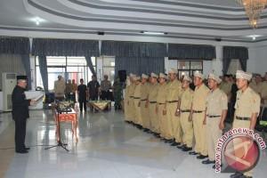 Wakil Bupati HST Lantik 11 Pembakal Terpilih