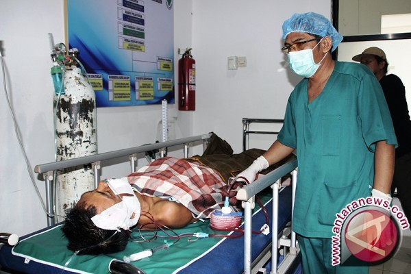 Tumor Ahmadi Berhasil Dioperasi