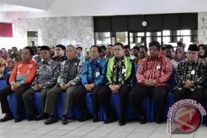 Bupati Banjar Hadiri Pengukuhan DK Bank Kalsel