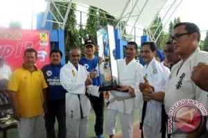 Bupati Banjar Buka Kejuaraan Karate