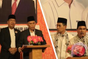 Debat Pilkada HSU Bahas Daerah Tertinggal