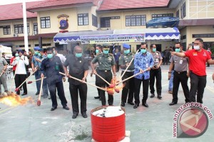 Banjarmasin Destroys One Million Zenith and Narcotic