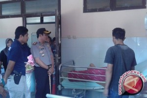 Police Chief Meets Persecuted Child